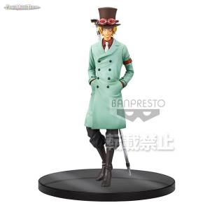 One Piece - Stampede DXF Grandline Vol.6 - Sabo [Banpresto]