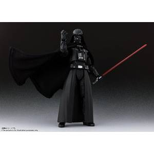 FREE SHIPPING - STAR WARS: Return of the Jedi - Darth Vader [SH Figuarts]
