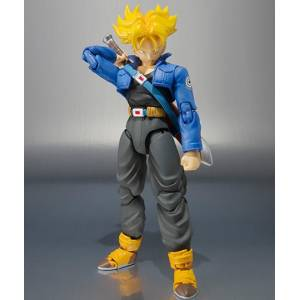 Dragon Ball Z - Trunks - Premium Color Edition (Limited Edition) [SH Figuarts] [Used]