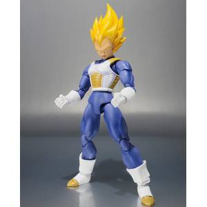 Dragon Ball Super - Super Saiyan Vegeta - Premium Color Edition (Limited Edition) [SH Figuarts] [Used]
