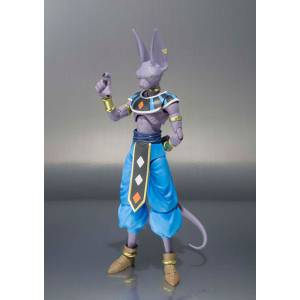 Dragon Ball Super - Birus / Beerus [SH Figuarts] [Used]