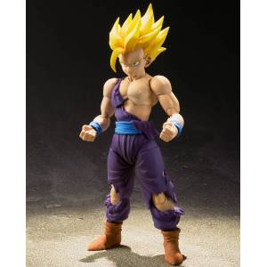Dragon Ball Z - Super Saiyan Son Gohan (Limited Edition) [SH Figuarts] [Used]