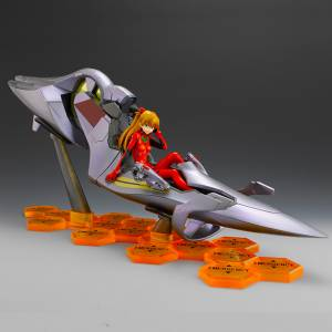 Evangelion - Souryuu Asuka Langley Entry Plug Interior ver. EVASTORE Limited Reprint [Vertex]