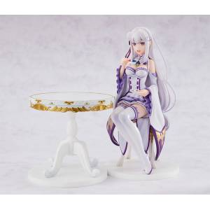 KDcolle Re:ZERO -Starting Life in Another World- Emilia Tea Party Ver. [Kadokawa]