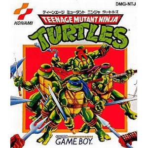 Teenage Mutant Ninja Turtles / TMNT - Fall of the Foot Clan [GB - Used Good Condition]