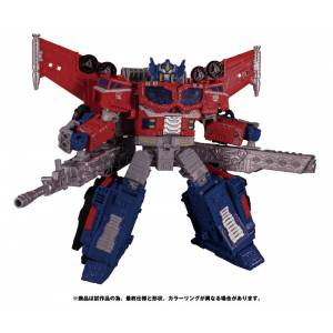 Transformers SIEGE SG-37 Galaxy Upgrade Optimus Prime [Takara Tomy]
