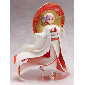 Re:ZERO -Starting Life in Another World- Ram Shiromuku Ver. Limited Edition [F:Nex]
