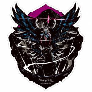 Capcom x B-SIDE LABEL Sticker - Devil May Cry 5 Demonic Beast [Goods]