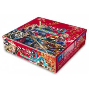 "TCG Fire Emblem Cipher Booster Pack ""Eiyuu Soushingun"" 16Pack BOX"