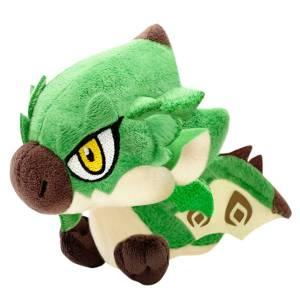 Monster Hunter Deformed Plush Rathian - Reissue [Goods]