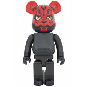 BE@RBRICK / BEARBRICK 1000% DARTH MAUL - STAR WARS [Medicom Toy]