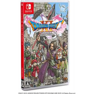 Dragon Quest XI S: Echoes of an Elusive Age Definitive Edition [Switch]