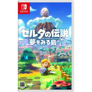 FREE SHIPPING - The Legend of Zelda: Link's Awakening - Standard Edition (Multi Language) [Switch]