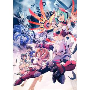 Gunvolt Chronicles: Luminous Avenger iX THE OUT OF GUNVOLT - First Press Edition [PS4]