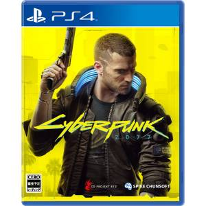Cyberpunk 2077 - Standard Edition [PS4]