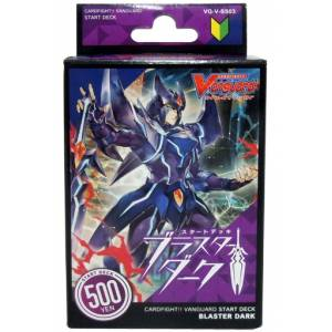 Cardfight!! Vanguard Special Series Vol.3 Start Deck Bluster Dark Pack