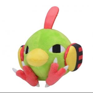 Plush Pokémon fit Natu