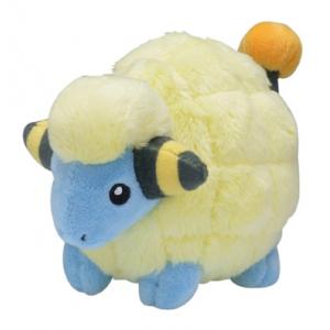 Plush Pokémon fit Mareep