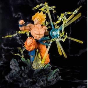 Dragon Ball Z - Super Saiyan Son Goku The Burning Battles (Limited Edition) [Figuarts ZERO]