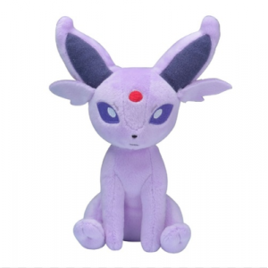 Plush Pokémon fit Espeon
