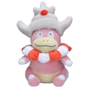Plush Pokémon fit Slowking