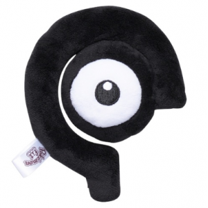 Plush Pokémon fit Unown C