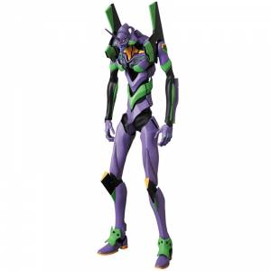Evangelion - EVA-01 Test Type (New Paint Version) [RAH / Real Action Heroes 783]