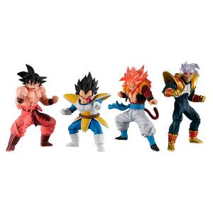 Dragon Ball Super HG Dragon Ball 04 GT Part - 12 Pack BOX [Bandai]