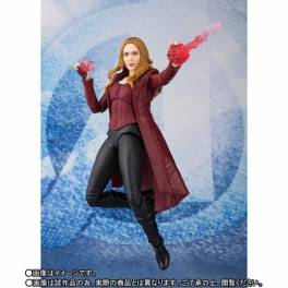 Avengers: Infinity War - Scarlet Witch Limited Edition [SH Figuarts]