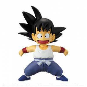 Dragon Ball Makafushigi Adventure - Son Goku (Sofbi) D Price - Ichiban Kuji [Banpresto] [Used]