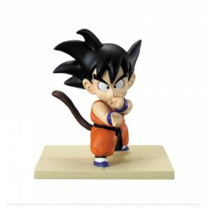 Dragon Ball Makafushigi Adventure - Tenkaichi Memo Stand - Son Goku F Price - Ichiban Kuji [Banpresto] [Used]