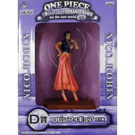 One Piece Romance Dawn for the New World - Nico Robin D Price - Ichiban Kuji [Banpresto]