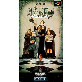 The Addams Family [SFC - Used Good Condition]