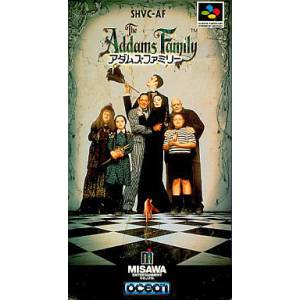 The Addams Family [SFC - occasion BE]