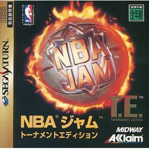 NBA Jam Tournament Edition [SAT - Used Good Condition] [SAT - occasion BE]