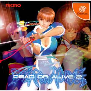 Dead Or Alive 2 [DC - Used Good Condition]