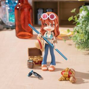One Piece - P.O.P×Pinky:st Nami LIMITED Edition [Portrait Of Pirates]