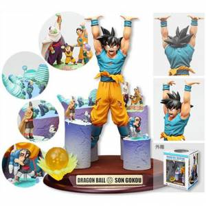 Dragon Ball Selection vol.7 - Genkidama Son Goku [Shueisha] [Used]