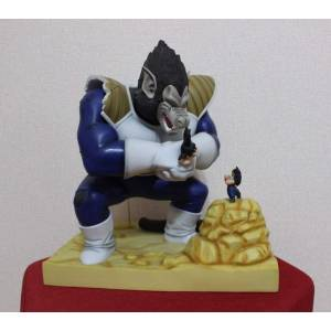 Dragon Ball Z - Oozaru Vegeta & Yajirobe Shippo Kiri [Zeem] [Used]