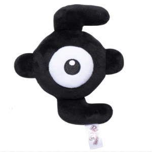 Plush Pokémon fit Unown E Pokemon Center Limited [Goods]