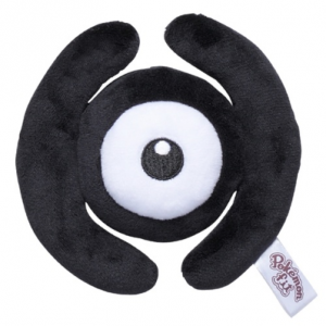 Plush Pokémon fit Unown H