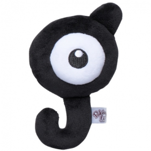 Plush Pokémon fit Unown J