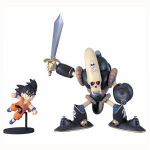 Dragon Ball Museum Collection 9 - Son Goku & Dokuro Robot [Banpresto]