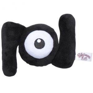 Plush Pokémon fit Unown N Pokemon Center Limited [Goods]