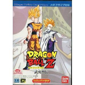 Dragon Ball Z – Buyuu Retsuden [MD - Used Good Condition]