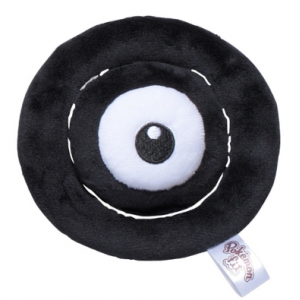 Plush Pokémon fit Unown O Pokemon Center Limited [Goods]