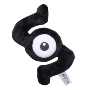 Plush Pokémon fit Unown S Pokemon Center Limited [Goods]
