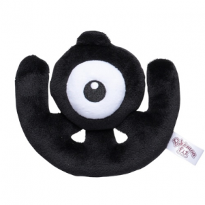 Plush Pokémon fit Unown U Pokemon Center Limited [Goods]
