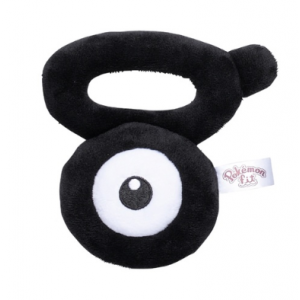 Plush Pokémon fit Unown V Pokemon Center Limited [Goods]