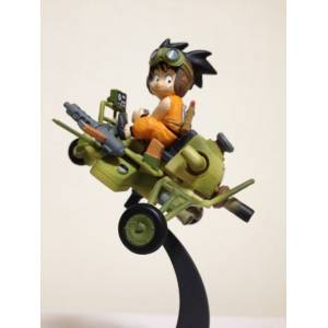 Dragon Ball Museum Collection 2 - Goku & Buggy [Banpresto] [Used]